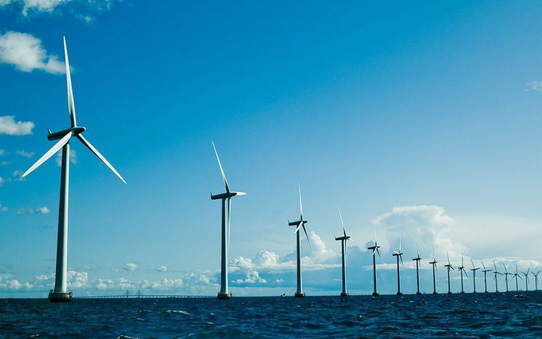 A la découverte des éoliennes marines