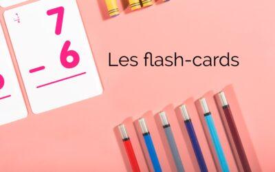 Les flash-cards, un outil d'apprentissage personnalisé